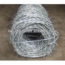 spécifications de fil barbelé / fil de fer barbelé