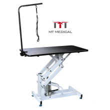 Factory Price Hydraulic Foot Pump Lifting  Vet Beauty  Hydraulic Pet Beauty Dog Grooming Table