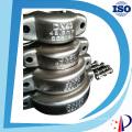 Acoplamientos Victaulic de alta presión de trabajo de acero inoxidable prensados a presión