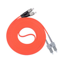SC ke FC Patch Fiber Optic Cord