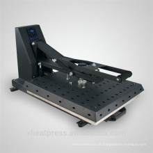 CE Approved Manual Auto Open Semi-Automatik Heat Press Transfer Heat Press Maschine für T-Shirt