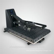 CE Approved Manual Auto Open Semi-automatic Heat Press Transfer Heat Press Machine for Tshirt
