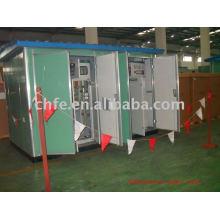 Metallgehäuse Umspannwerk Verteilung Übertragung