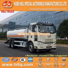 FAW J6 6x4 16000L pressure flushing truck 280hp engine good quality