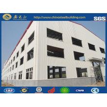 Многоцелевая стальная конструкция / стальные складские помещения (JW-16284)