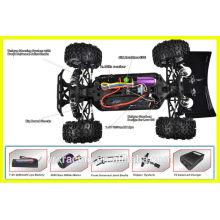 Бесщеточные RC автомобиль в игрушки управления Радио, контроль скорости бесщеточный мотор