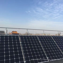 Panneau solaire monocristallin Panneau photovoltaïque