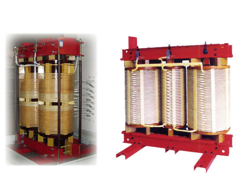 Dry Arc Suppression Coil