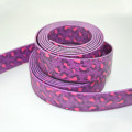 Kundenspezifisches Polyester-Material printted überzogenes Gurtband für Zusätze
