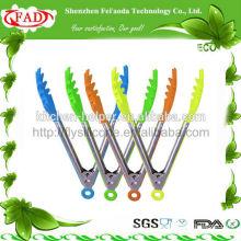 2014 produtos novos tongs silicone de cozinha