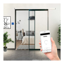 smart switch access control system interior automatic magnetic sliding doors