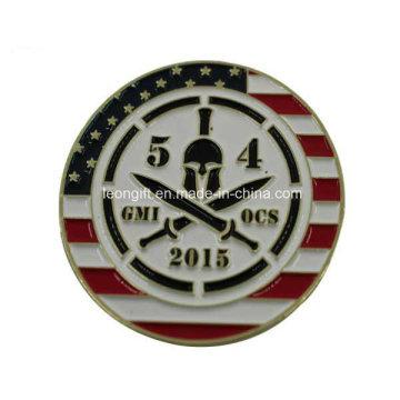 Пользовательских подарок США логотип Challenge монеты Реклама