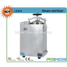 Venda a quente Esterilizador a vapor com pressão vertical digital totalmente automática
