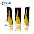 Indoor P2.5 Advertising Mirror Poster LED Display