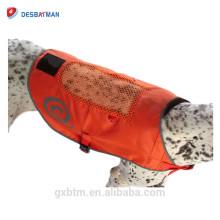 Wholesale Dog Reflective Breathable Mesh Outdoor Track Jacket Vest