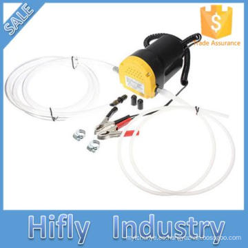 HF-OP01 Bomba de aceite eléctrica de 12V y 24V Bomba de vacío sin aceite de alto rendimiento y alto rendimiento