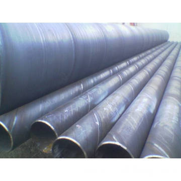 1219.2*12.7*6000mm ssaw spiral welded steel pipe