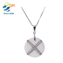 Fashion Different Types Of Silver Chain Simple Necklace Designs Necklace