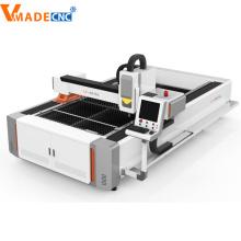 Découpe au laser de métal d'acier au carbone de 10mm