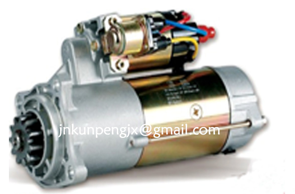 Starter Motor For Yuchai Diesel Engine part
