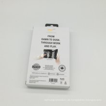 Benutzerdefinierte Papier CMYK Printing Wellpappe Versandkarton