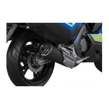 Avec une moto de bonne qualité GT 320cc