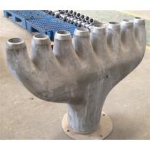Piezas de repuesto de mecanizado CNC de fundición en arena