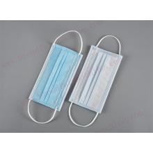 Einweg-Gesichtsmaskengerät mit Außenohrschlaufe