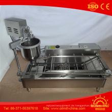 T101 Top Qualität CE Zertifikat Edelstahl Donut, Der Maschine