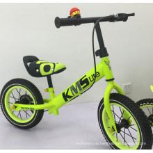 Air Tyre Children Balance Bicycle Kids Balance Bike
