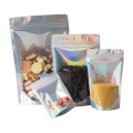 Plastic Packaging Food Packaging Bag Zip-Lock Reusable Nut Candy Coffee Snack Stand up Pouch