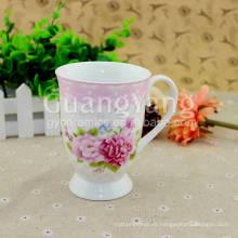 Mano de obra fina taza de café de porcelana de excelente calidad