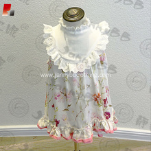 2018 baby girl party dress children frocks designs boutique clothing
