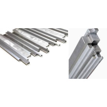 Barres en aluminium / barres carrées en aluminium / barres en aluminium avec fonction antirouille