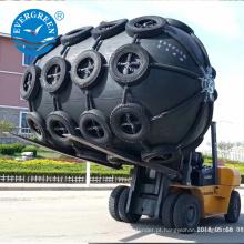 Yokohama pneumático flutuante fender Dia 2xL3m