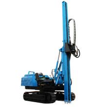 6M hydraulic solar pile driver pile drilling post driver machine