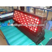Ultra helle hohe Leistung DMX LED Stabwand Unterlegscheibe 108 * 3w