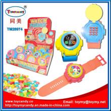 Musikalische Beleuchtung Uhr Telefon Spielzeug mit Süßigkeiten