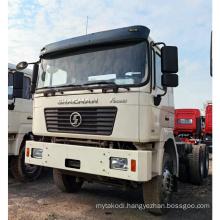 Original China shaanxi Shacman tractor truck delong F2000 6x4 heavy truck trailers trucks