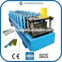 YTSING-YD-4395 Pass CE & ISO Automatic Steel L U Purlin Roll Forming Machines