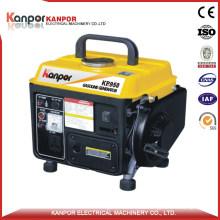 650W 0.65kw 0.9HP Gasoline Generator Set with AC Output