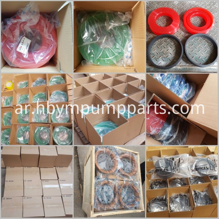 HBYM CONCRETE PUMP PISTON PACKING