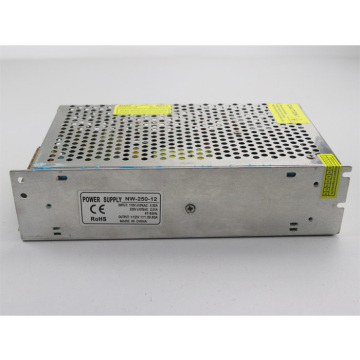 Alimentation 12V 20.83A 250W LED