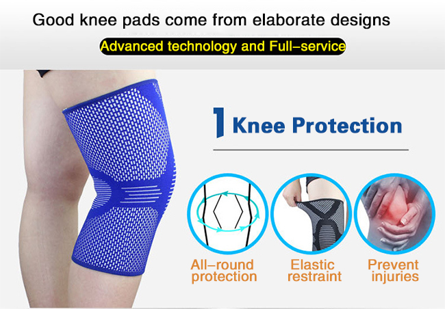 prevent injuries knee pad