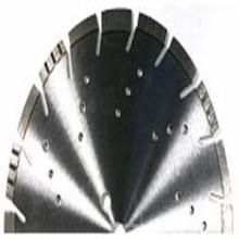 Lâmina de serra de diamante para corte de concreto / asfalto