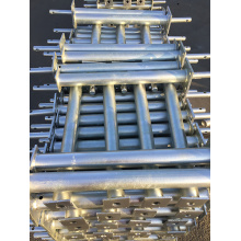 Galvanized Steel Screw Ground Anchor