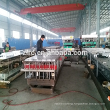 Concave Surface FRP Gratings making machine frp mesh machine