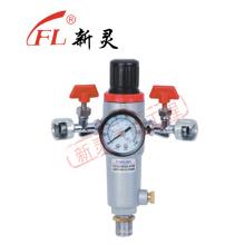 Prix du régulateur de filtre pneumatique de pression Vente chaude Xafr2000