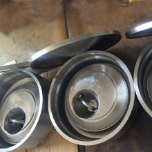 Chrome Steel Machined Laboratory Equipment Part