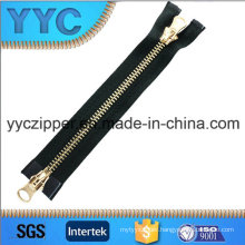 8# Two Sides Open Big Metal Zipper for Bags